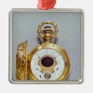 Reloj, 1897-1901 ornatos