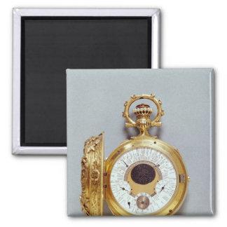 Reloj, 1897-1901 imanes