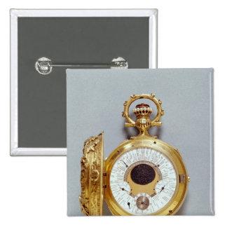 Reloj, 1897-1901 pin