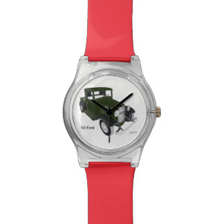 Reloj 1934 de la recogida de Ford
