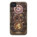 Reloj #1C del vintage de Steampunk