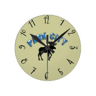 Reloj 2 de los alces