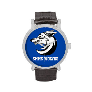 Reloj 2 de los lobos de SMMS
