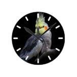 Reloj 2 del Cockatiel