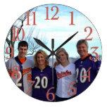 Reloj #3 de la familia