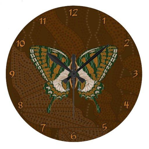 Reloj aborigen de Swallowtail