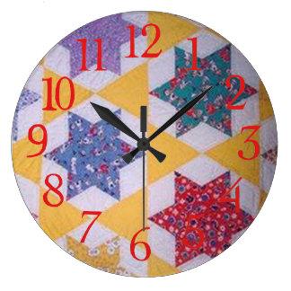 Reloj acolchado