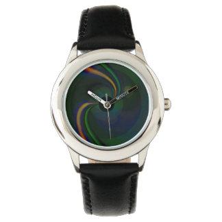 Reloj ajustable beta del bisel del acero