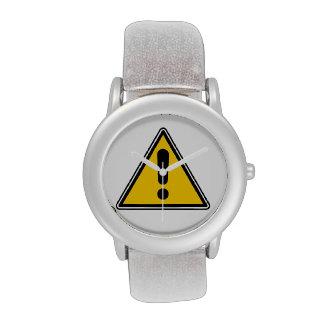 Reloj alerta
