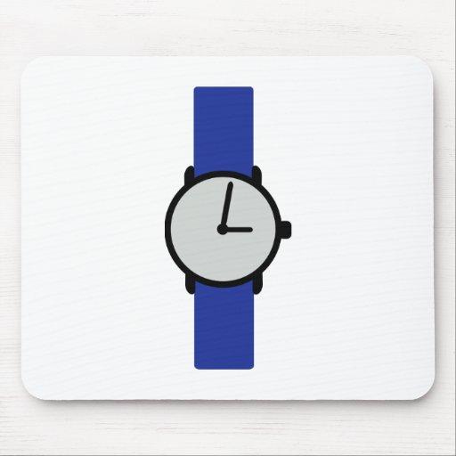 Reloj Alfombrilla De Raton