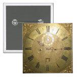 Reloj alto II del caso de Guillermo Tomlinson Pins