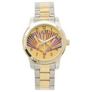 Reloj amarillo del fandango