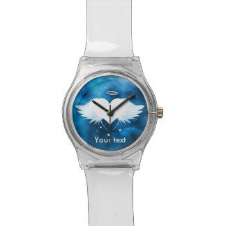 Reloj - ángel del corazón