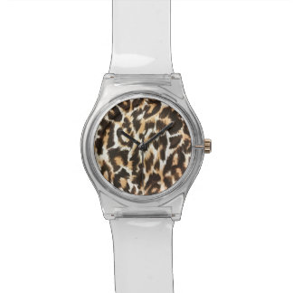 Reloj animal moderno del modelo