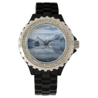 Reloj antártico