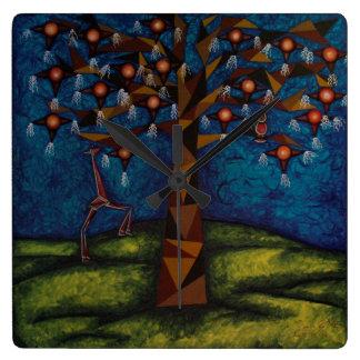 Reloj Árbol de la fiesta eterna