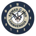 Reloj armado y peligroso de LaCrosse