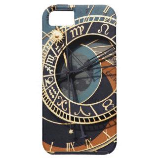 Reloj astrológico medieval antiguo Checo iPhone 5 Carcasa