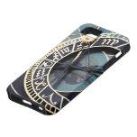 Reloj astronómico de Praga iPhone 5 Case-Mate Fundas