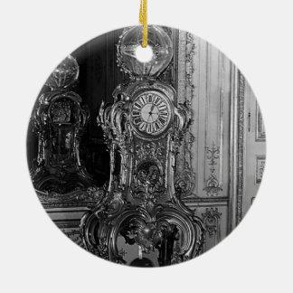 Reloj astronómico de Versalles del palacio de Fran Ornamentos Para Reyes Magos