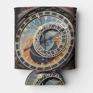 Reloj astronómico en Praga Enfriador De Latas