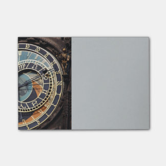 Reloj astronómico en Praga Post-it® Notas