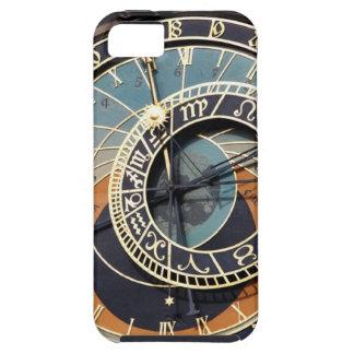Reloj astronómico en Praque iPhone 5 Coberturas