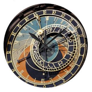 Reloj astronómico en Praque