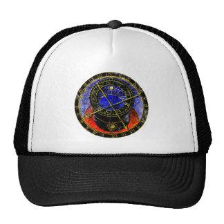 Reloj astronómico gorros