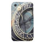 Reloj astronómico iPhone 3 Case-Mate carcasas