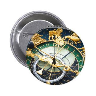 Reloj astronómico pin
