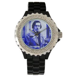 Reloj azul de Chopin