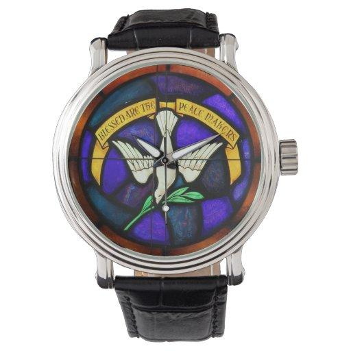 Reloj bendecido de los pacificadores