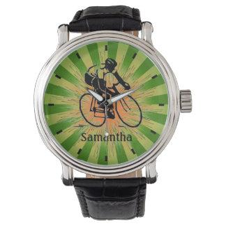 Reloj Biking adaptable del diseño