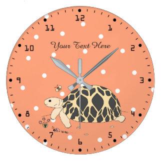 Reloj birmano de la tortuga de la estrella del