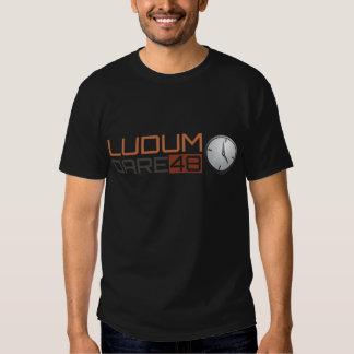 Reloj brillante del atrevimiento de Ludum Playera