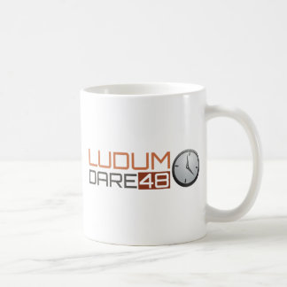 Reloj brillante del atrevimiento de Ludum Taza