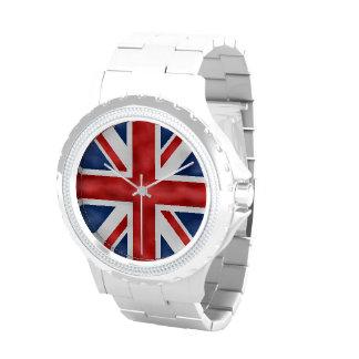 Reloj británico de la bandera