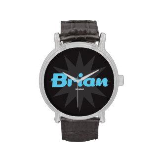 Reloj Caballero Personal / Brian