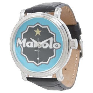 Reloj Caballero Personal / Manolo