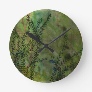 Reloj cambiante del paisaje