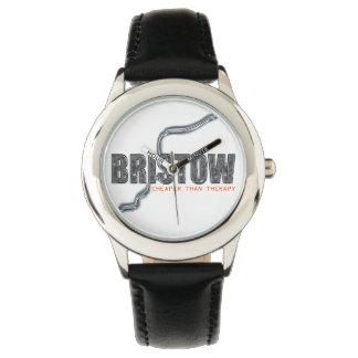 Reloj CD de Bristow