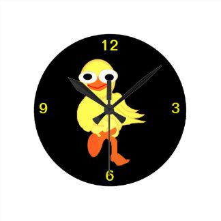Reloj chiflado del pájaro