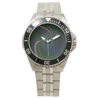 Reloj clásico eWatchFactory beta del acero