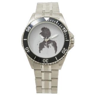 Reloj clásico eWatchFactory del acero inoxidable