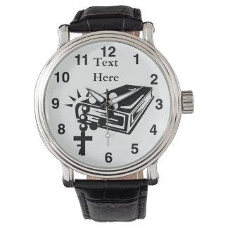 Reloj conmemorativo de la ordenación del sacerdote