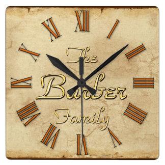 Reloj creado para requisitos particulares reunión