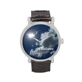 Reloj cristiano