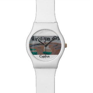 Reloj cristiano de Chipre