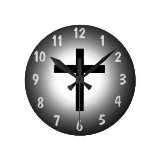 Reloj cruzado santo